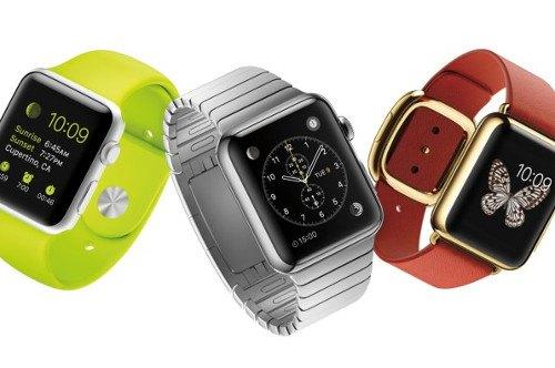 Apple recibe una demanda por el nombre iWatch