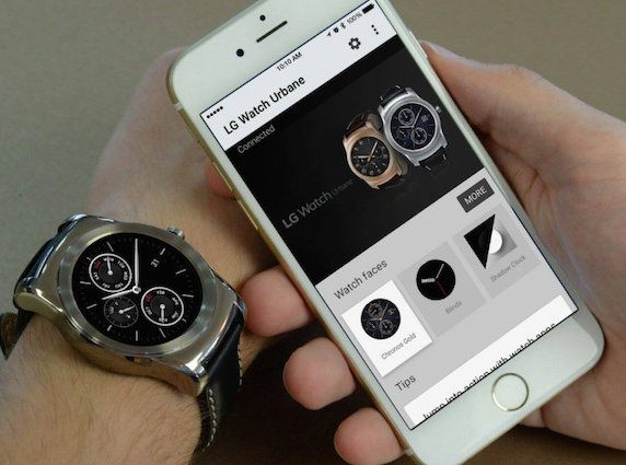 Confirmado: Android Wear ya es compatible con el iPhone