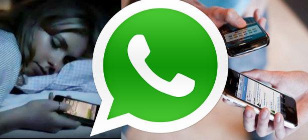 adicto al whatsapp