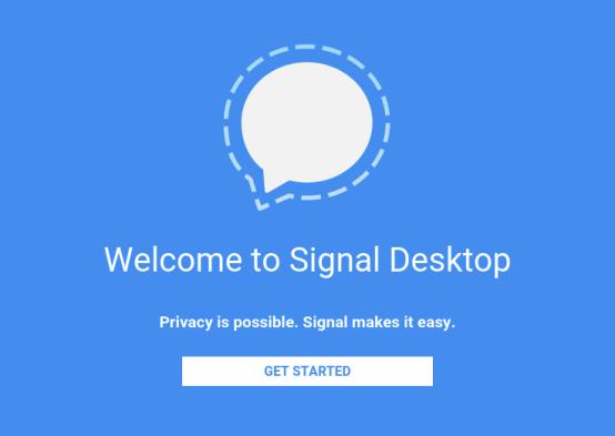 app de mensajería cifrada open source