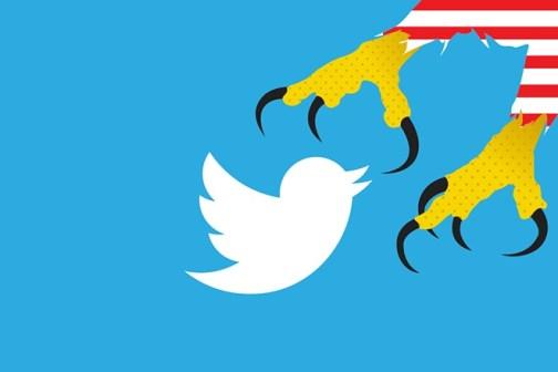 Twitter ha prohibido a EE. UU. el análisis de sus mensajes