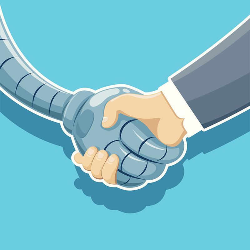 Futuro = robôs e super-humanos