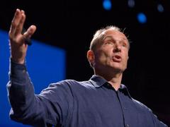 Tim Berners-Lee, 2009, Longbeach, California