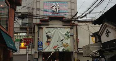 【京都食記】錦市場-豆乳甜甜圈、豆乳冰淇淋、カリカリ博士章魚燒、米販飯糰