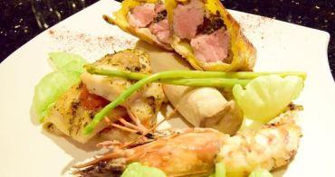 【台北食記】45區公寓 威靈頓牛排海陸套餐 小巨蛋約會情人餐廳