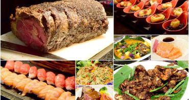 【台北食記】香格里拉台北遠東Café吃到飽 抽新加坡來回機票