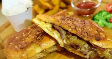 【台北食記】ZERO Café 好吃的古巴三明治!用餐還可免費塔羅牌占卜!