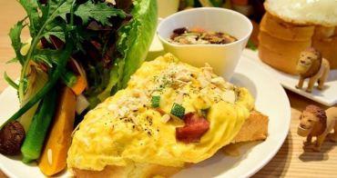 【台北食記】Daylight光合箱子 從台南紅上來的早午餐名店!一餐吃下一座森林!