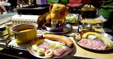 【台北食記】TKK CAMP全台首家!露營風韓式烤肉餐廳 東區聚會慶生推薦