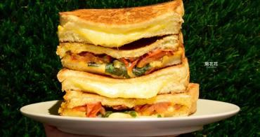 【台北食記】格里歐's三明治 延吉街巷內五種起司銷魂美食!只要75元起就吃得到!國父紀念館早午餐