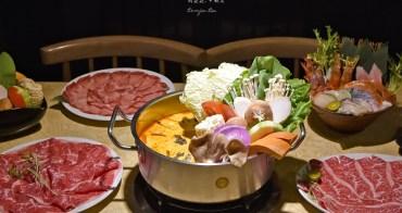 【台北東區火鍋】忻殿堂南洋叻沙鍋物 雙人套餐份量十足!肉盤海鮮火鍋料都好吃