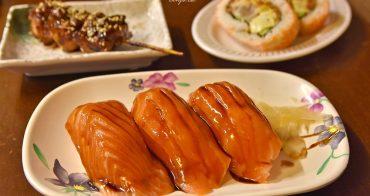 【西門町美食】三味食堂 巨無霸鮭魚握壽司cp值超高!韓國人排隊也要吃的日本料理