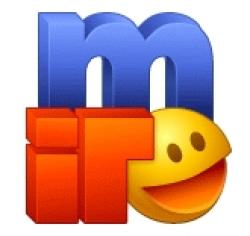 Logo do MIrc, o cliente de IRC mais popular para Windows