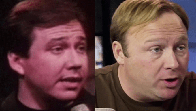 The Conspiracy Theory That Alex Jones Is Actually Legendary, Long-Dead  Texas Comedian Bill Hicks – Texas Monthly