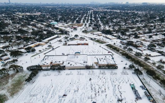 The Winter Storm, in Photos: How Texans Are Surviving the Historic Freeze –  Texas Monthly