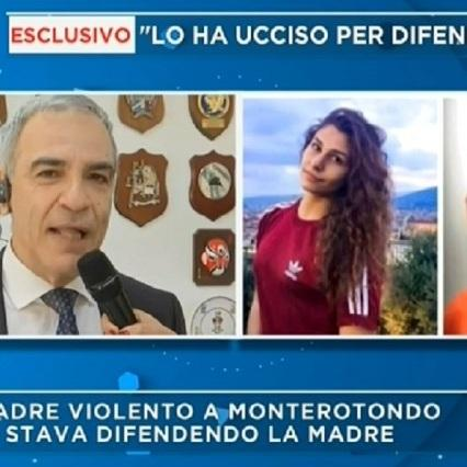 Monterotondo, the chief prosecutor of Tivoli Francesco Menditto: