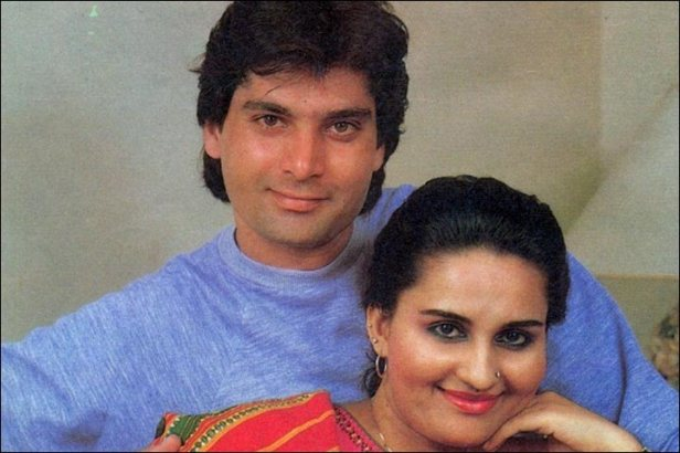 Image result for Reena Roy decided to quit acting and the Bollywood in order to tie-knot with Mohsin Khan, the Pakistani cricketer.