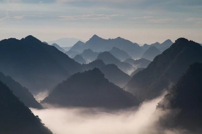 Morning in Bac Son Valley, north of Vietnam | © Hoang Giang Hai / Flickr
