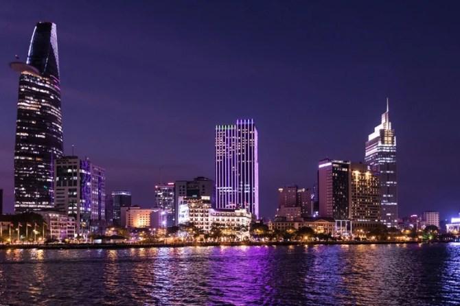 Ho Chi Minh City skyline | © dMz/Pixabay