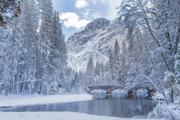 15 Perfect Winter Wonderlands From Around The World