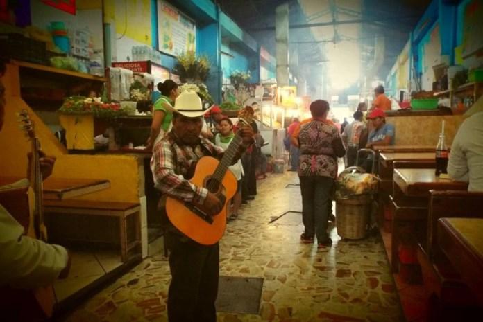 Mercado 20 de Noviembre │