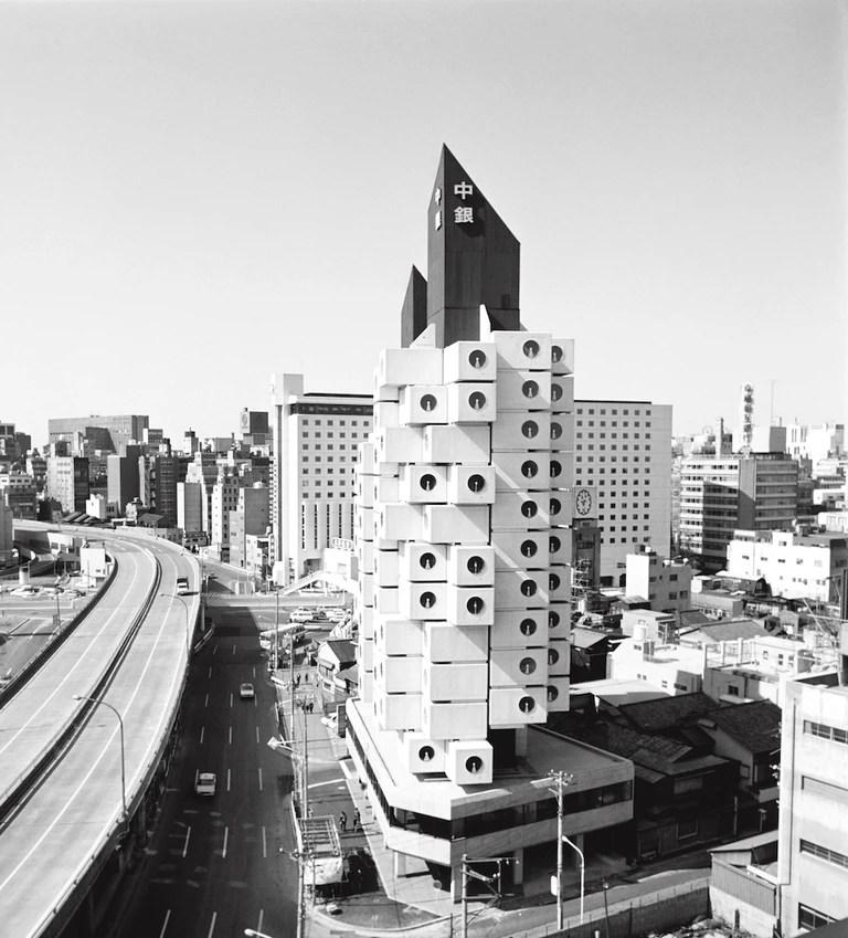 516 Nagakin Capsule Tower, JP
