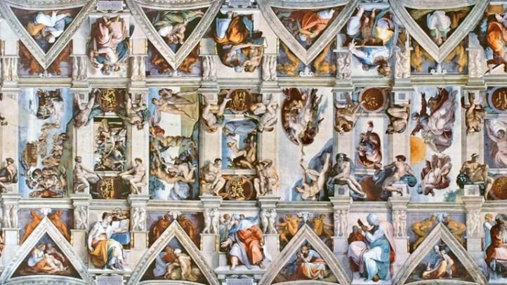 Michelangelo's Must-See Frescoes In The Sistine Chapel