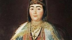 georgian girl