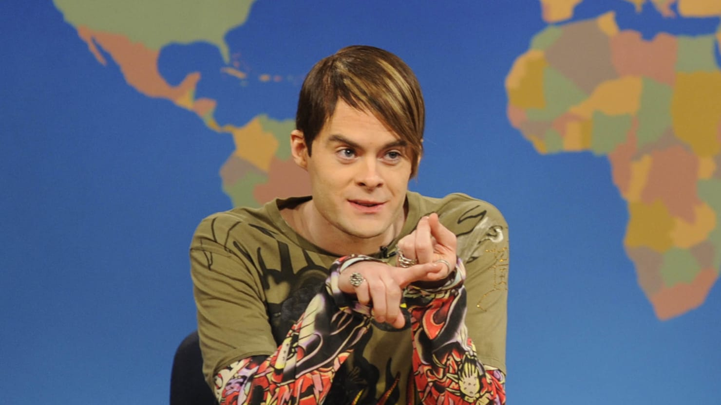 Bill Hader Is Sad To Leave Saturday Night Live And