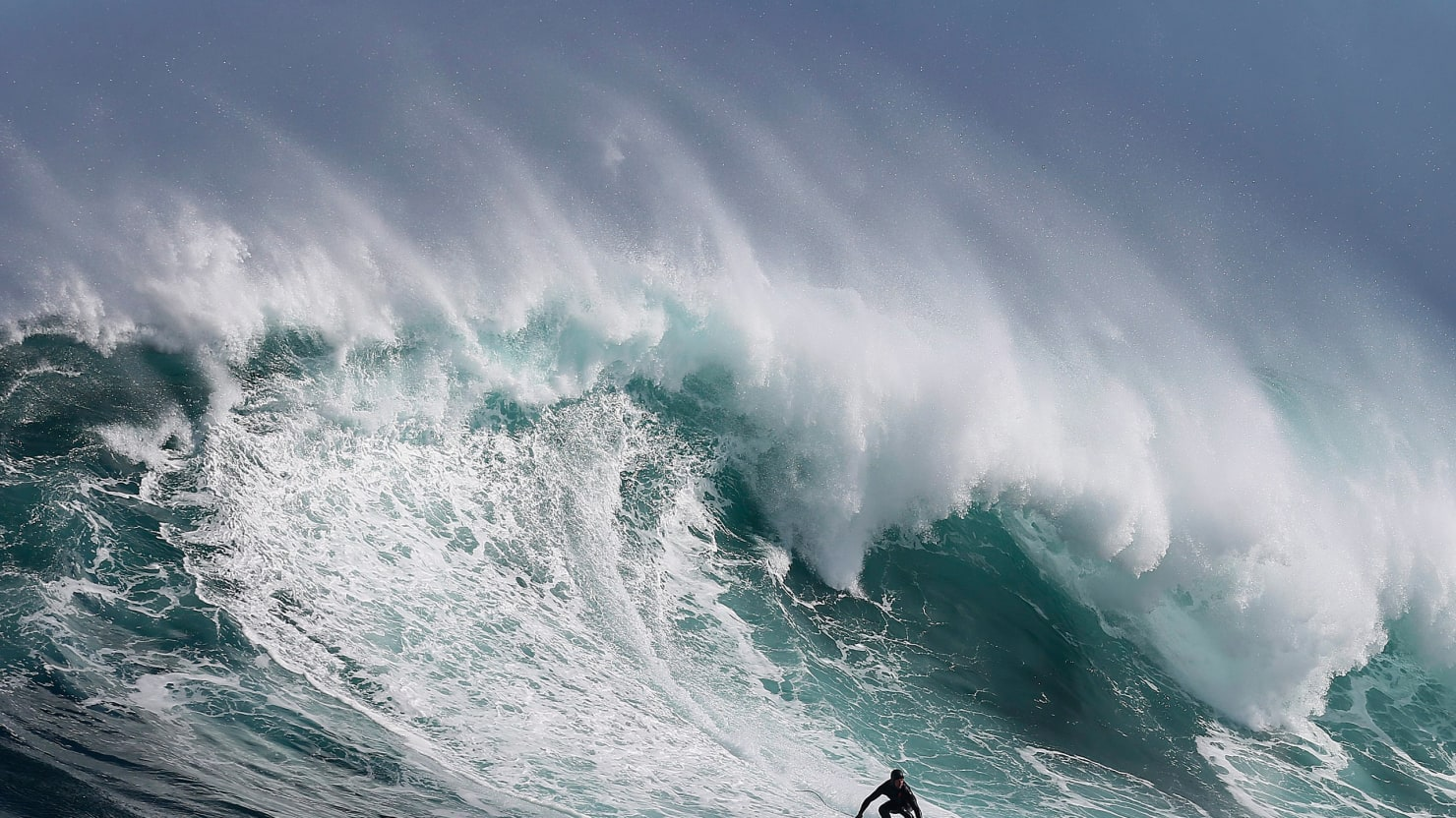 Surf S Up Awesome Big Wave Photos