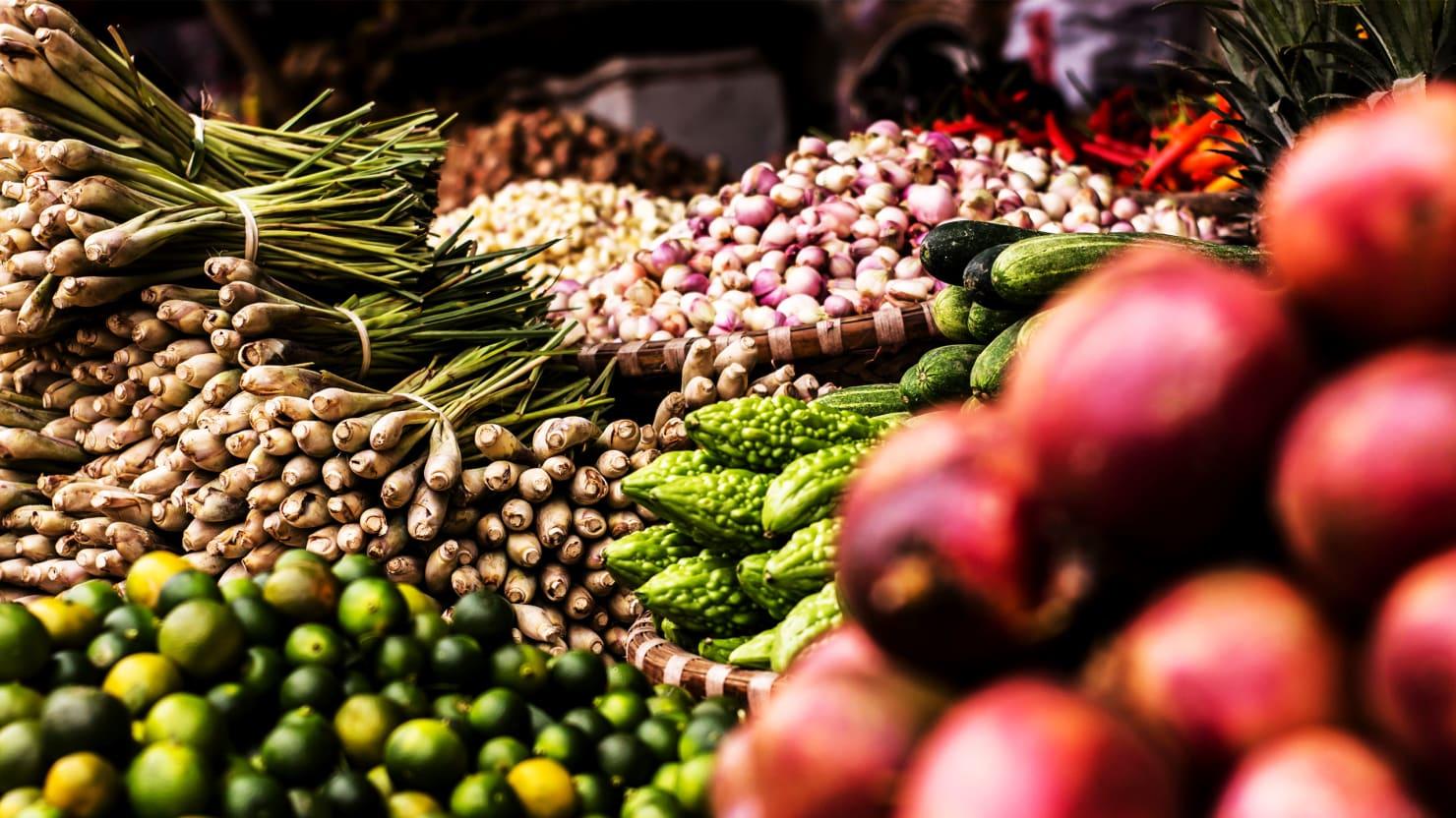 Fresh Market Part Time Benefits
