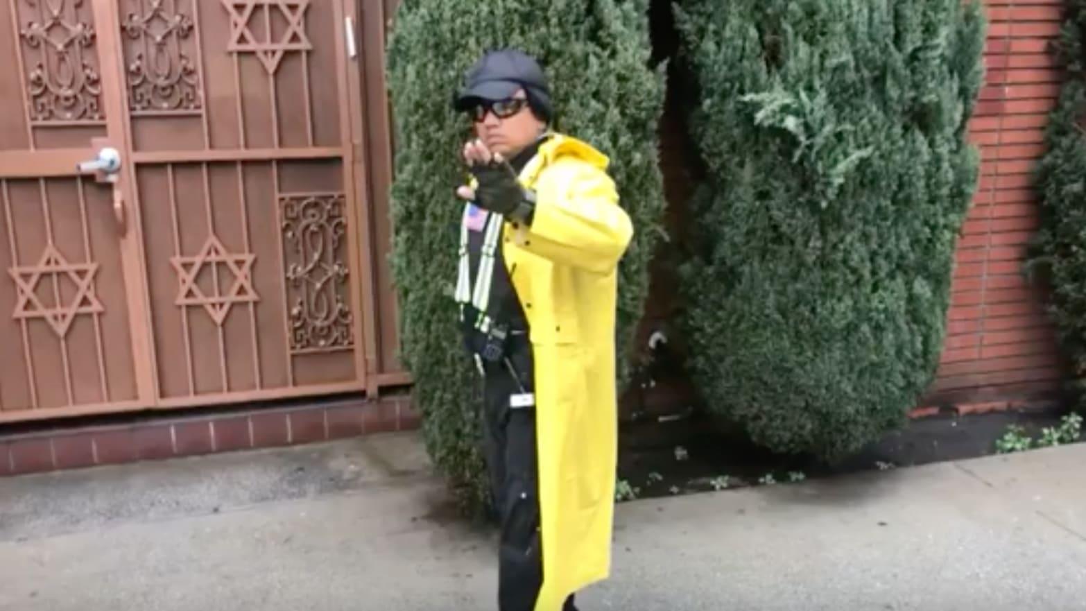 Security Guard Los Angeles