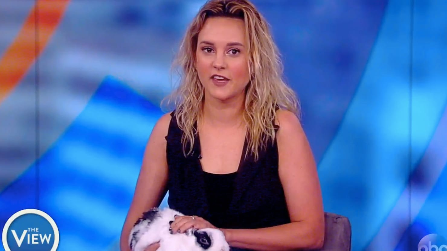 Charlotte Pence Is Surprisingly Cool With John Oliver