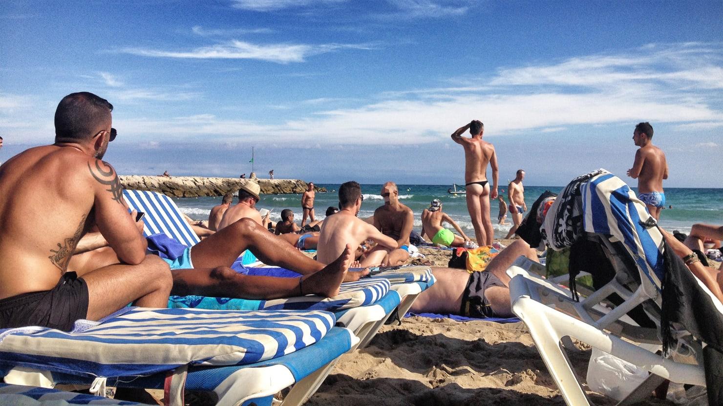 nude beach spain tumblr