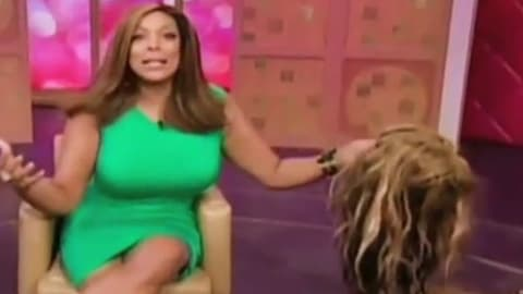 Wendy Williams Donates Wigs To Oil Spill