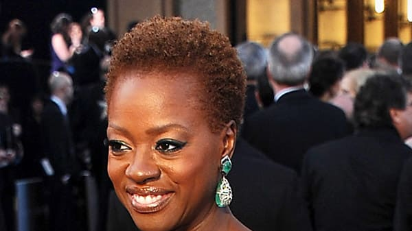 Why Viola Davis Ditched The Wig At The Oscars
