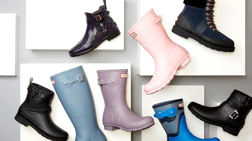 hunter rain boots sale at nordstrom rack