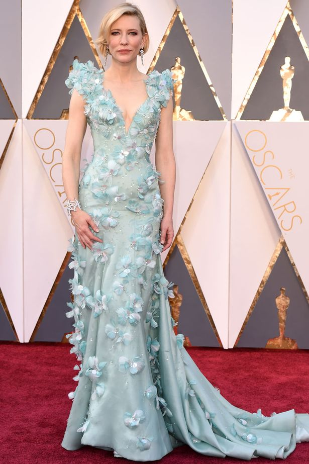 Oscars 2016 best dressed Cate Blanchett
