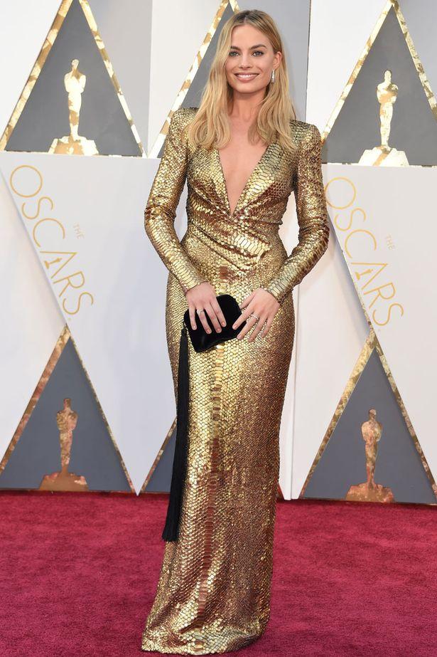 Oscars 2016 best dressed Margot Robbie