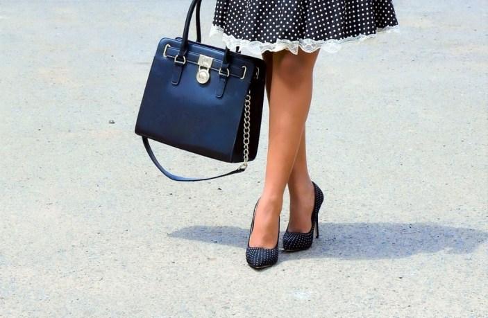 polka-dot diy skirt 5