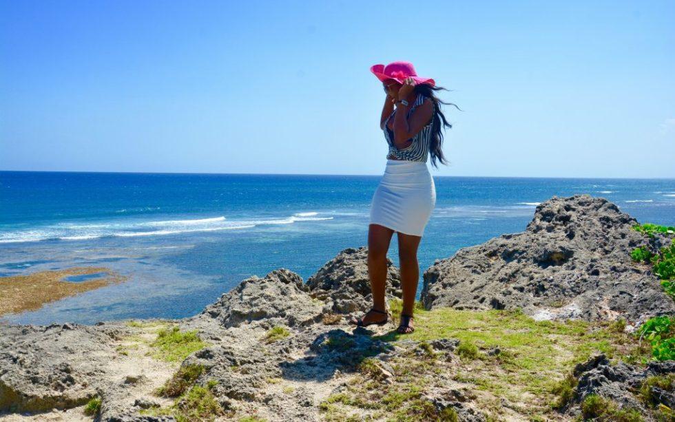 Exploring in Buffles Bay, Western Cape, SA