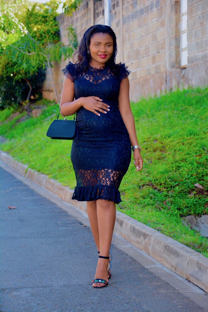 date night outfit lbd