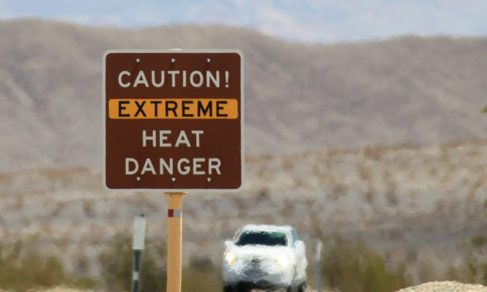 'Deadly Heat Wave' Forecast for Southwest This Weekend, NWS Warns