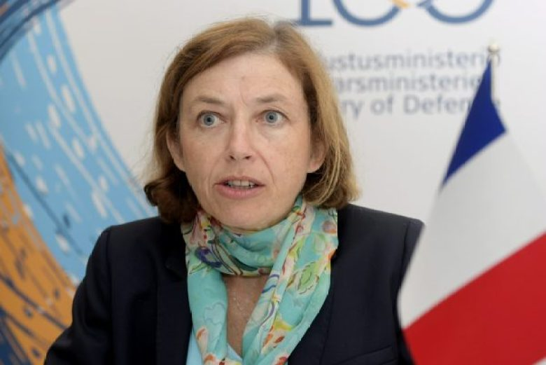 French defence minister