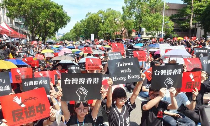 Image result for melbourne, australia rally supports Hong KOng