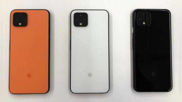 Google Pixel 4 phone 3