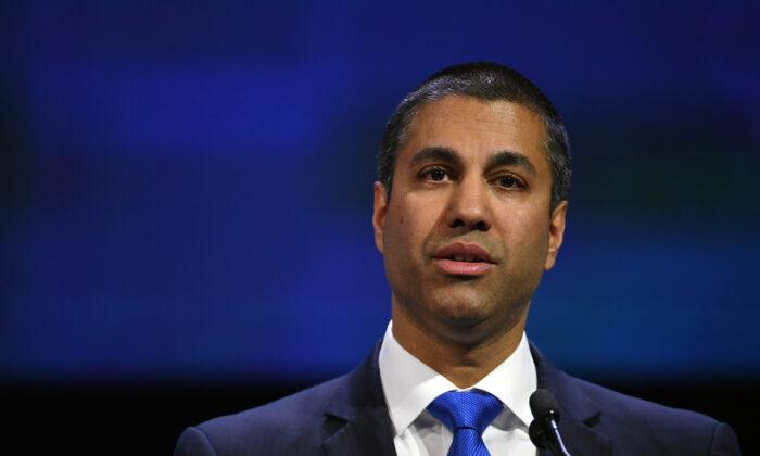 FCC Chairman Warns of Surveillance, Espionage Concerns Over China's 5G