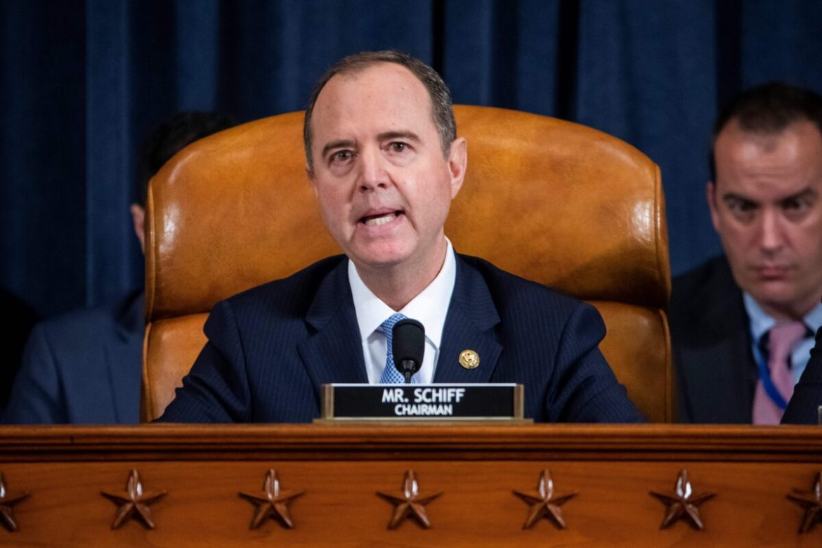 adam schiff and whistleblower