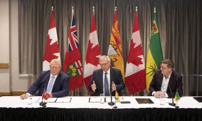 Premiers Meet, Try to Find Consensus Amid a Host of Issues