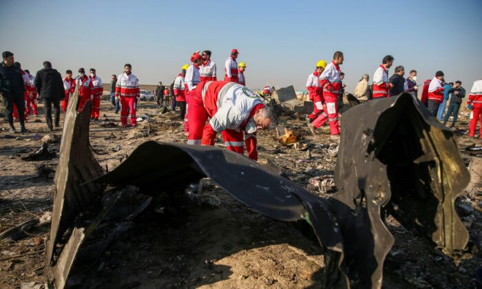 Update Ukraine Airline Chief Says He Never Believed Airline Caused Iran Crash
